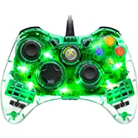 Afterglow Control para Xbox 360, color Verde - Standard Edition
