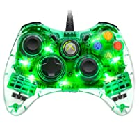 Afterglow Control para Xbox 360, color Verde - Standard Edition