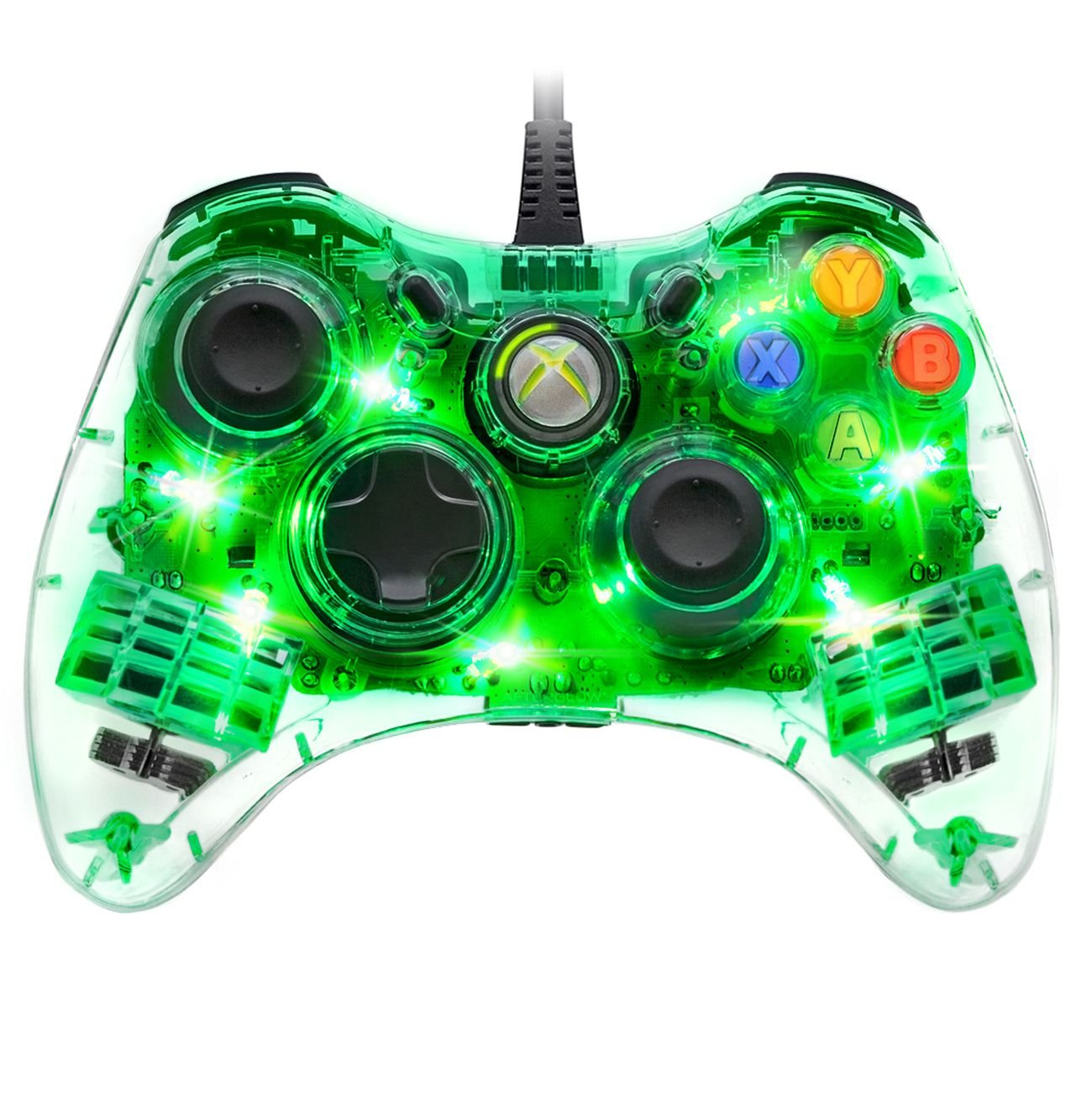 Performance Designed Products Afterglow Wired Gamepad Assortment - Xbox 360 and PS3 (PL3702) by 3EIGHTY5