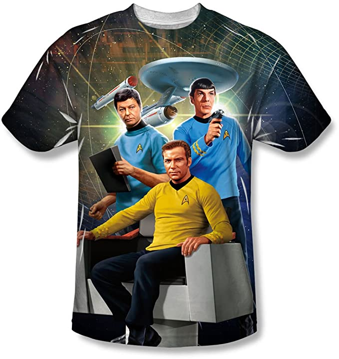 Ep 64  THE THOLIAN WEB Licensed T-Shirt All Sizes Star Trek TOS