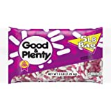GOOD & PLENTY Licorice Candy- 5 Lb bag
