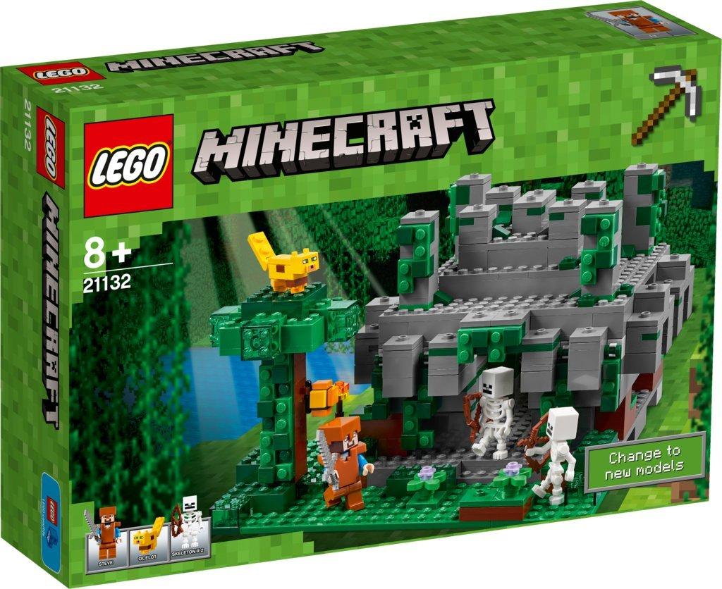 LEGO レゴ マインクラフト Jungle Temple ジャングルの寺院 21132 [並行輸入品]   B01NBS92M6