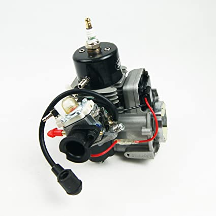 26cc 2 Stroke RC Petrol Marine Gas Engine for Boat compatible with ZENOAH  G260pu