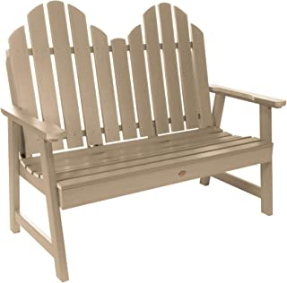 product image for highwood AD-BEN-CW1-TAU Classic Westport Garden Bench, 4 Feet, Tuscan Taupe