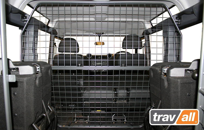 Travall® Guard Hundegitter TDG1318 – Maßgeschneidertes Trenngitter in Original Qualität