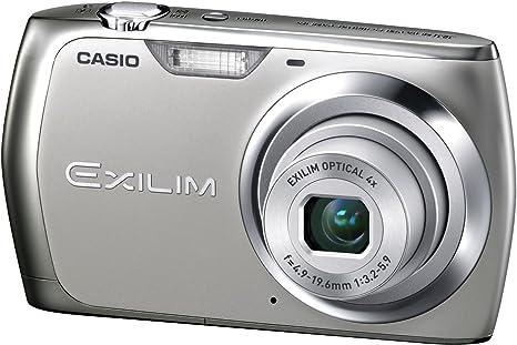 Casio Exilim EX-Z350 - Cámara Digital 12.1 Megapíxeles: Amazon.es ...