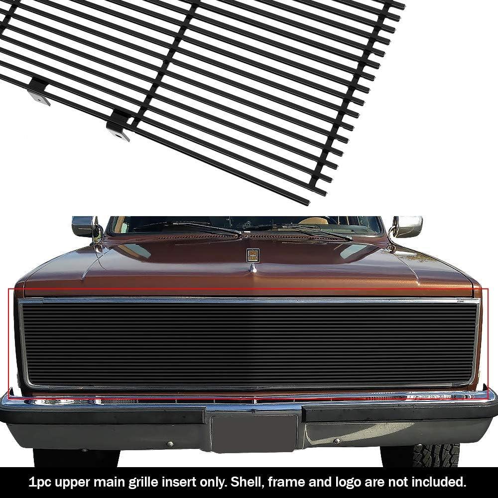 Fits 1981-1987 Chevy C//K Pickup//Suburban//Blazer Billet Grille Grill 82 83 84 85