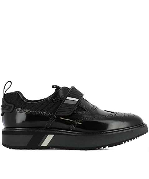 Prada Mocasines Para Hombre Negro Negro It - Marke Größe, Color Negro, Talla 41.5 IT - Marke Größe 7.5: Amazon.es: Zapatos y complementos