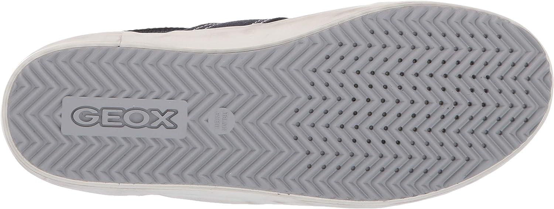 Geox J Alonisso Boy C Low-Top Sneakers