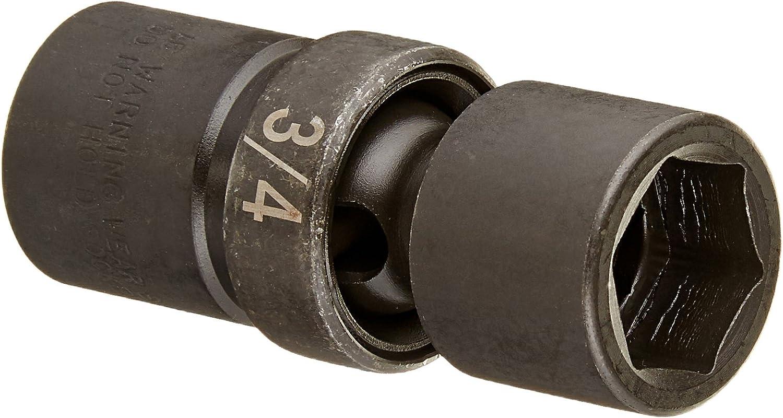 """SKT-34336 1//2/"""" Drive 6 Point Swivel Fractional Impact Socket 1-1//8/"""""""