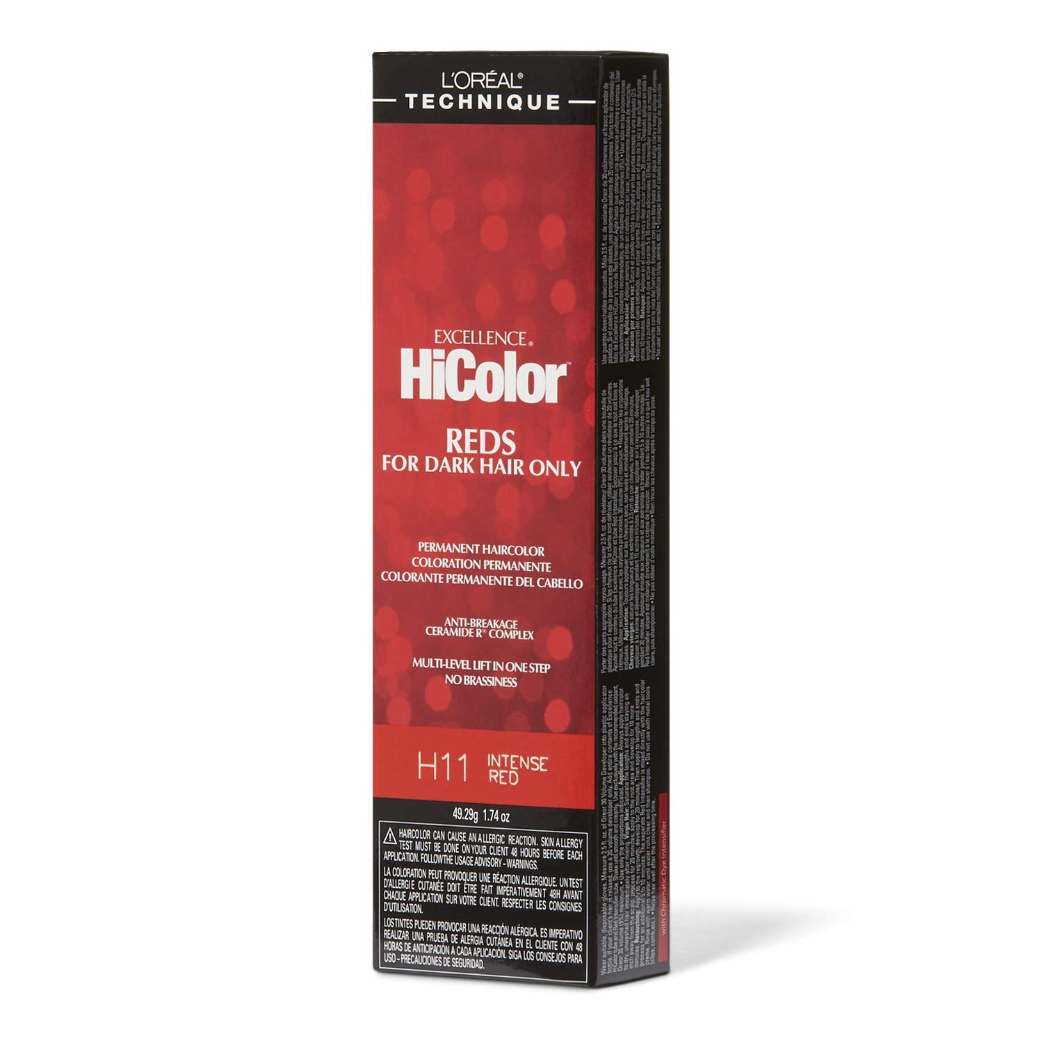 Loreal Excellence Hicolor H11 Tube Intense Red 1.74 Ounce (51ml)