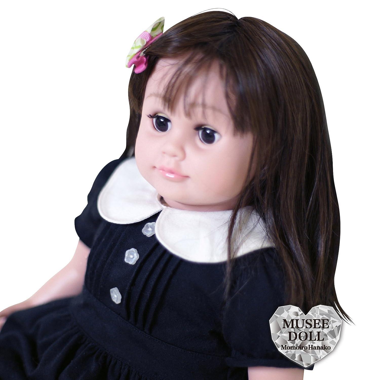 日本初の関西弁音声認識人形の「桃色はなこ」会話ができる 音声認識人形 介護支援人形 おしゃべり人形(前髪ショートタイプ) B01MQFXC57