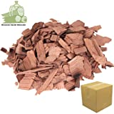 Wood Chips Buche 1,5 kg- 7 Liter Räucherchips für Grill und Smoker BBQ
