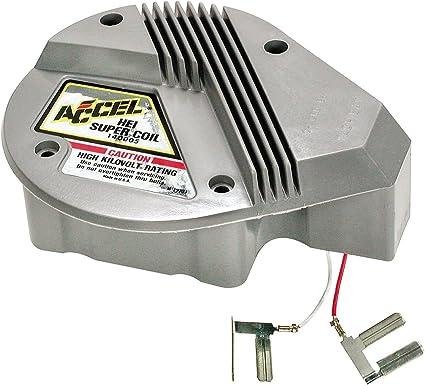 Amazon.com: ACCEL 140005 HEI Red and White In-Cap Super Coil: AutomotiveAmazon.com