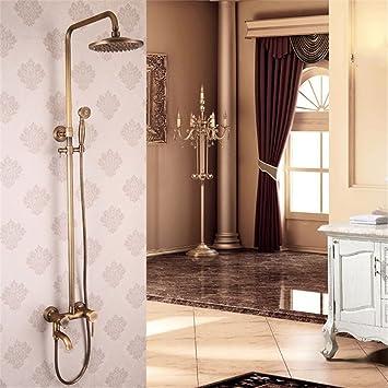 Qinlei Voller Kupfer Bad Antiker Shower Dusche Anzug Europaischen
