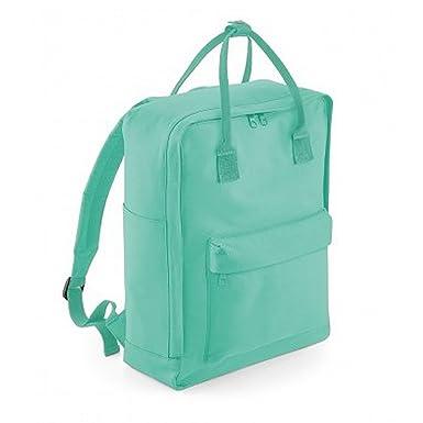 Bagbase Urban Daypack Rucksack Backpack Bag (One Size) (Mint)  Amazon.co.uk   Clothing c89710ff263b8