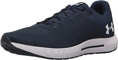 Civil pantalones Disfraces  Amazon.com: Under Armour Micro G Pursuit - Tenis deportivos para hombre:  Shoes
