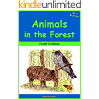 Animals in the Forest (Littlest Explorers Book 4)