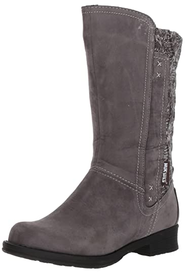 Caysy Women US 7 Black Ankle Boot