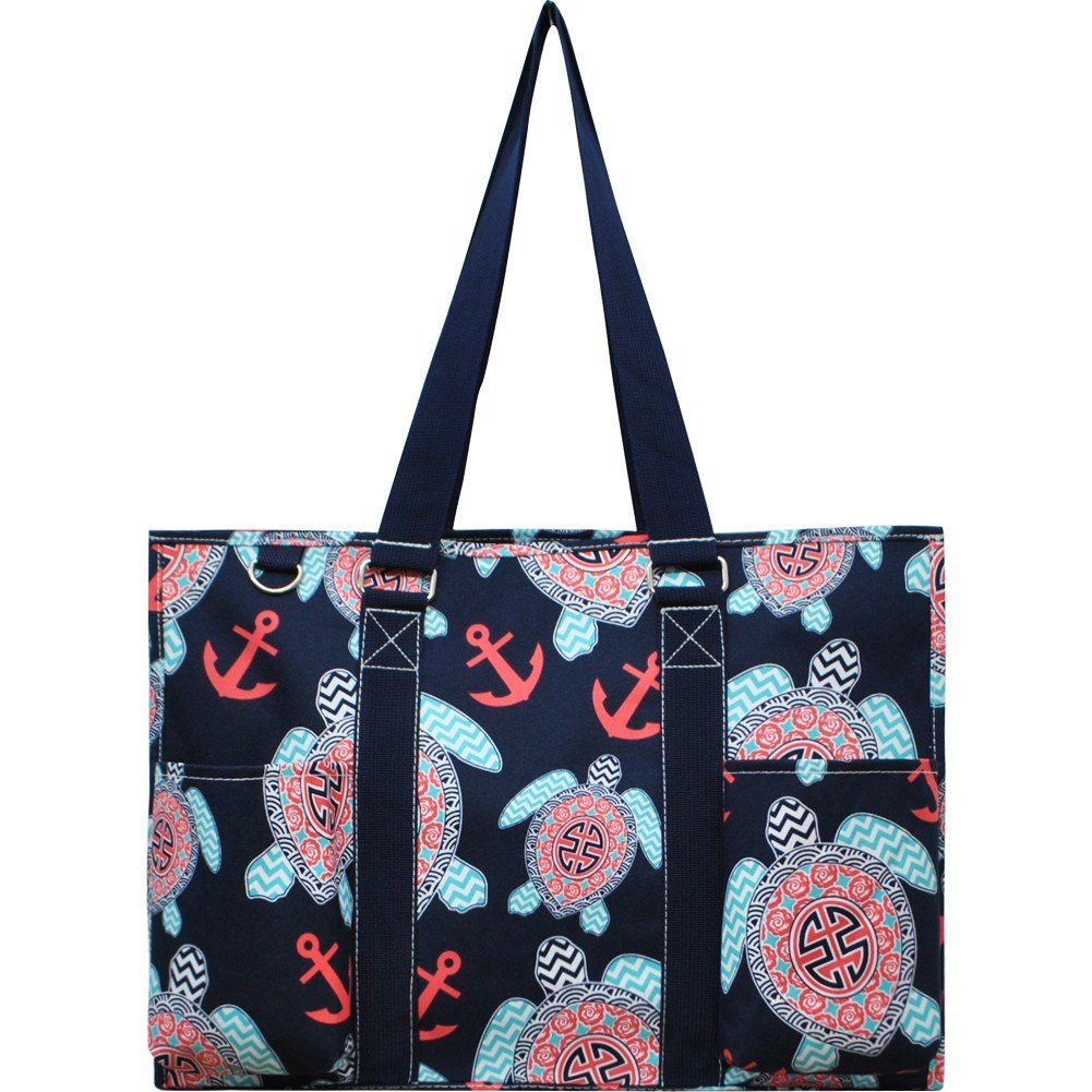 NGIL Large Travel Caddy Organizer Tote Bag