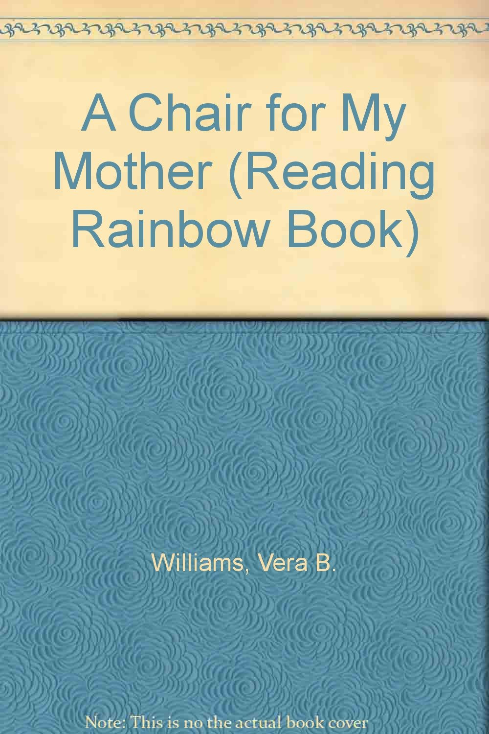 Chair Mother Anniversary Reading Rainbow product image