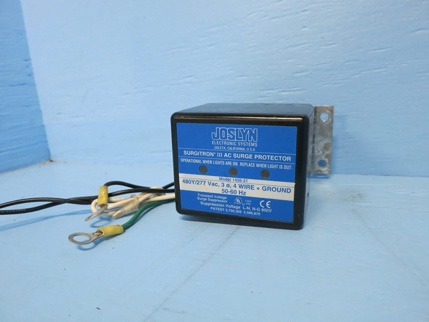 Ac Surge Protector Wiring - Wiring Diagram Write on