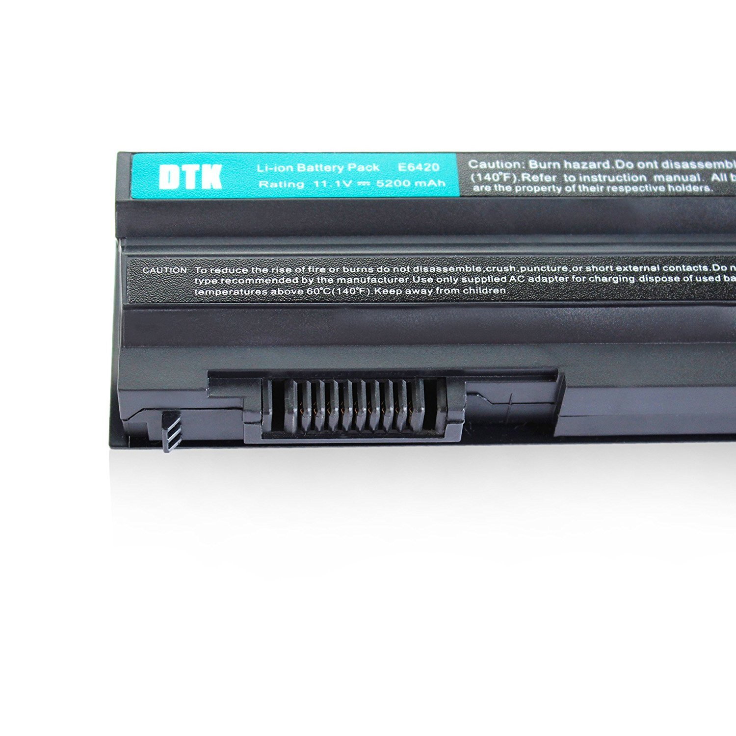 DTK T54FJ M5Y0X 8858X Laptop Battery Replacement for DELL Latitude ...