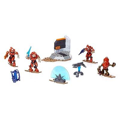 Mega Construx Halo Sword of Sanghelios Building Set: Toys & Games