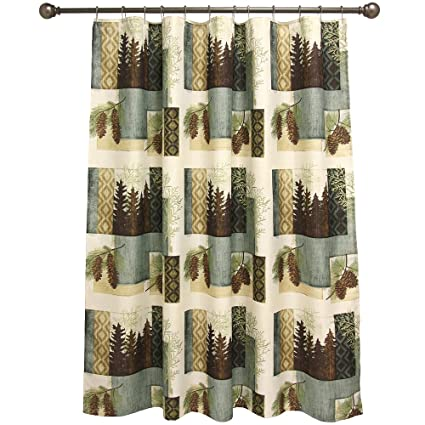 Image Unavailable Not Available For Color Bacova Guild Westlake Fabric Shower Curtain