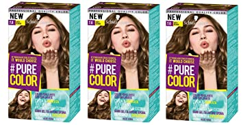 Schwarzkopf Pure Color Permanent Gel Coloration No70 Dirty Blonde