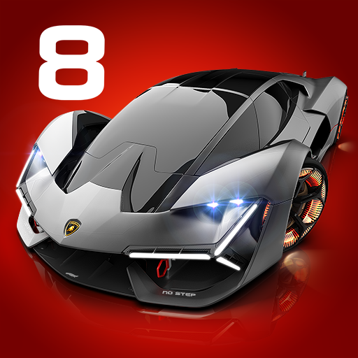 Asphalt 8: Airborne (Thing On Top Of Car For Storage)