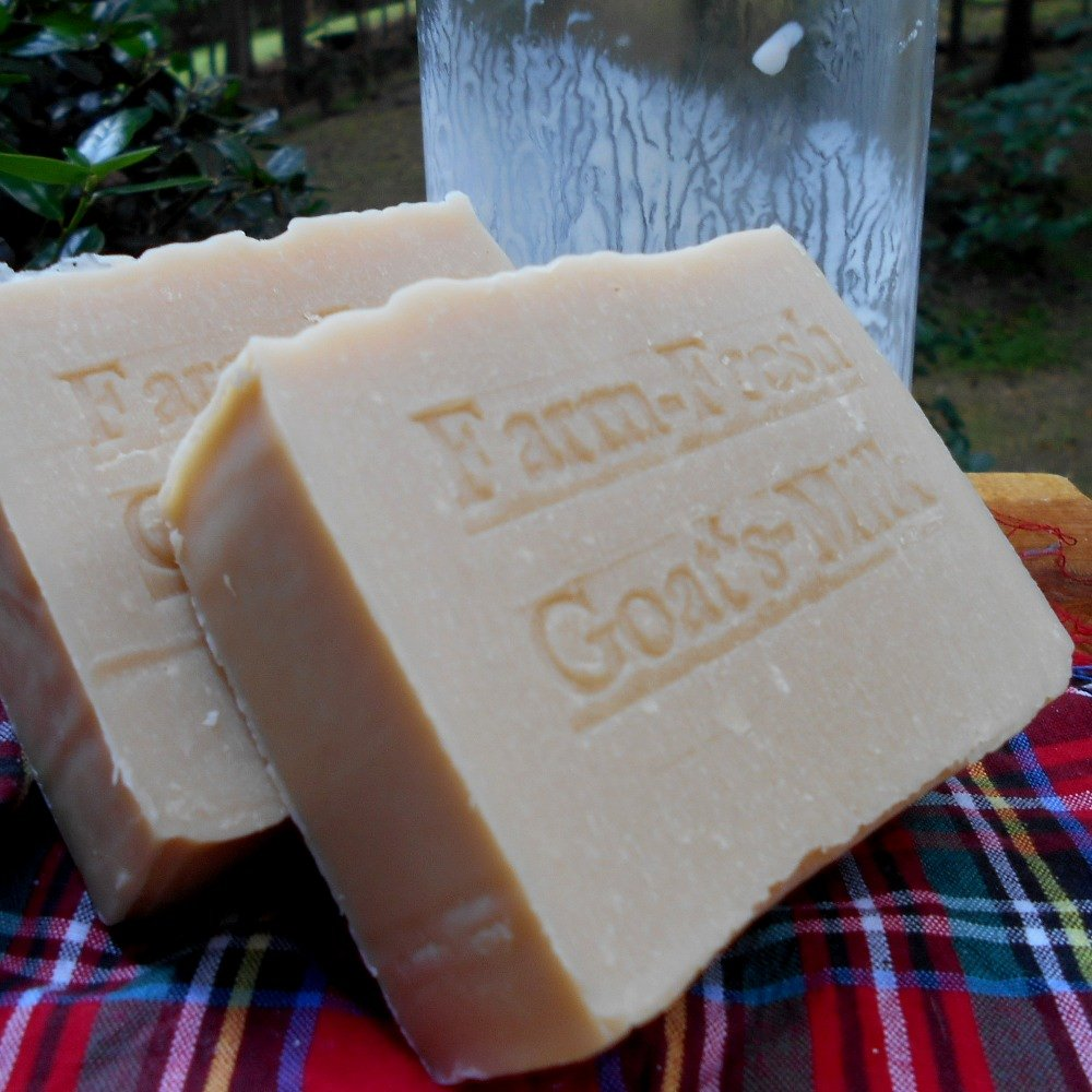 Goat's Milk Soap All Natural Farm Fresh Milk