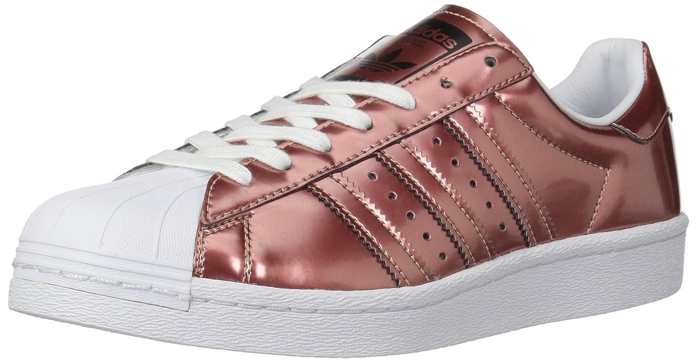 adidas Women's Superstar Foundation Casual Sneaker B071G8SLP7 6.5 M US|Coppmt/Coppmt/Ftwwht