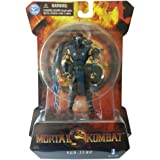 Mortal Kombat, Mortal Kombat 9 Action Figure, Sub-Zero, 4 Inches