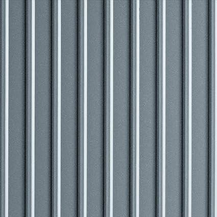 G Floor Mats >> G Floor Ribbed 7 6 X17 Garage Floor Mat In Slate Grey