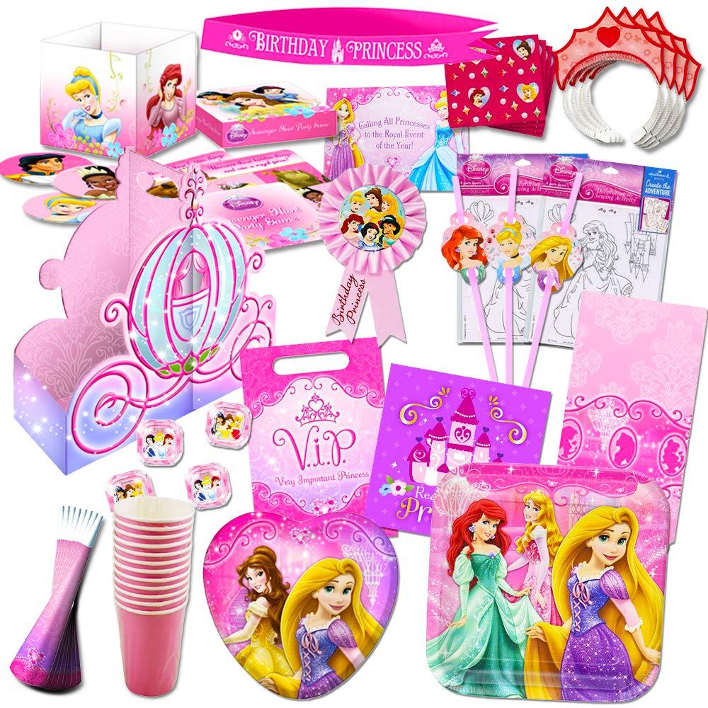 Disney Princess Jasmine Bohemian India Party Decorations Bollywood Birthday Party Invitation