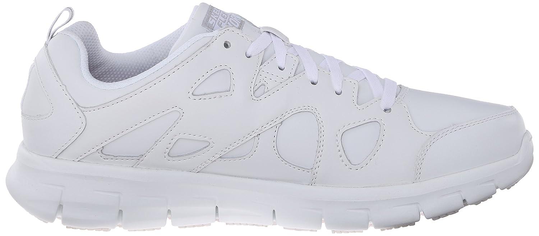 Skechers für Arbeit Arbeit Arbeit 77062 Synergy Hosston Walking-Schuh 761fcd