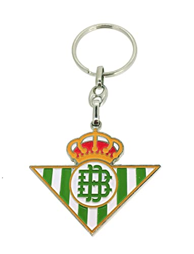 Gemelolandia Llavero Escudo Real Betis Balompié Producto ...