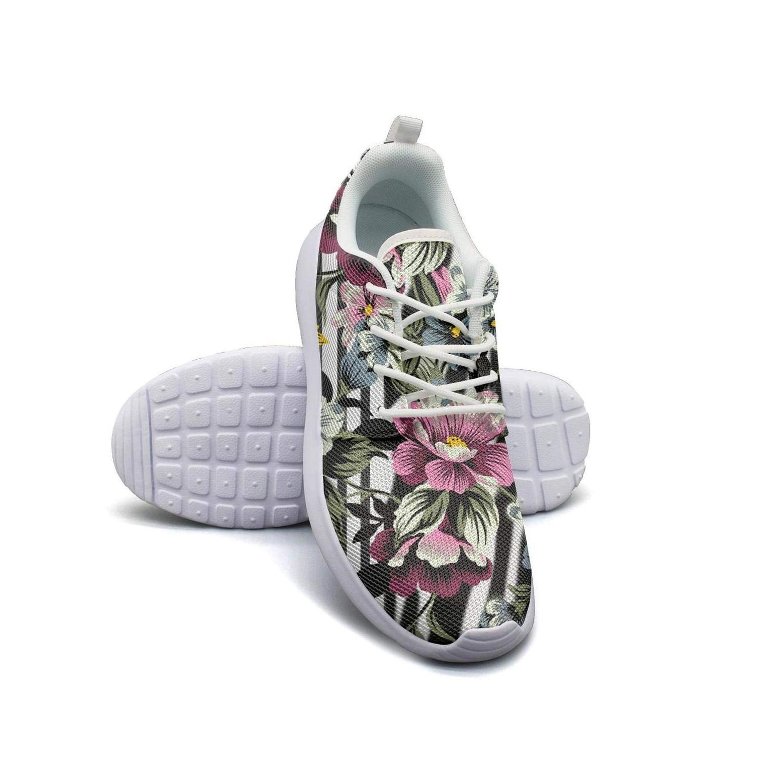 Ditto Leopard Pattern Silk Scarf Design Women Foam Snakers Breathable Low top Shoe for Girl