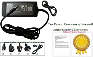 UpBright New 19V 2.1A 40W AC/DC Adapter for Acer Aspire One AOD255E-13611 AOD255E-13493 AOD255E-13899 V5-122P-0643 V5-122P-0649 V5-122P-0607 C7 C710-2826 C710-2833 C710-2856 19VDC Power Cord Charger