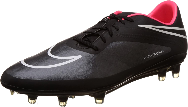 Nike Hypervenom Phatal FG Mens Football Boots 599075 Soccer Cleats Firm Ground