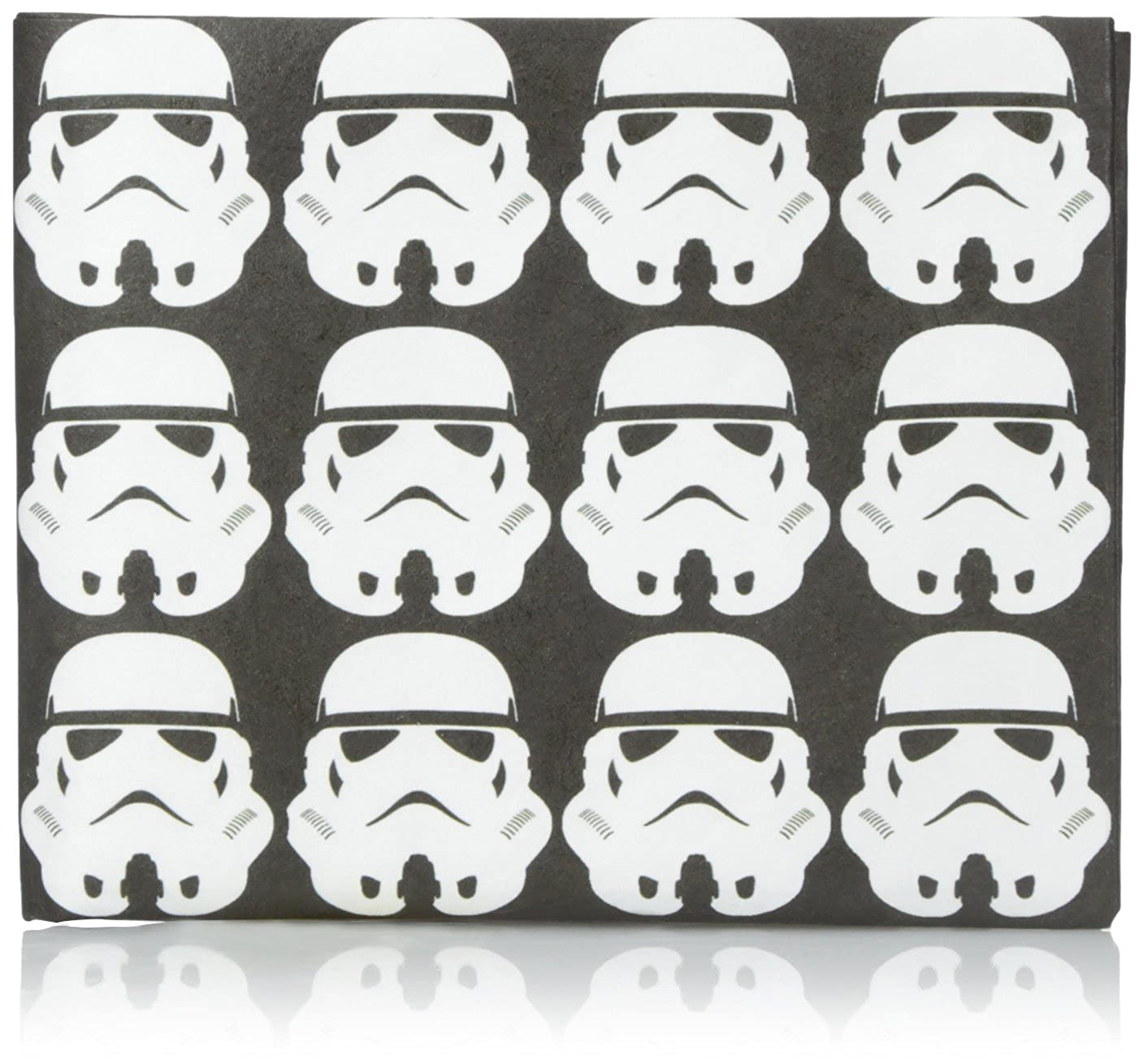 Dynomighty mens Mighty Wallet Hans and Chewie Comic Panels Multi One Size DY-827