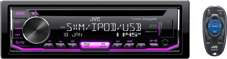 JVC KD-R690S CD Receiver