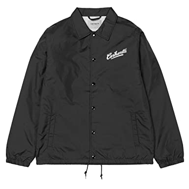 6cf0e4999 Carhartt Chaqueta Cortaviento WIP Coach Jacket para Hombre  Amazon.es  Ropa  y accesorios