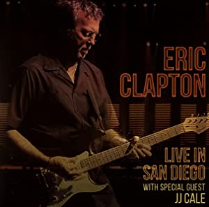 Live In San Diego (with Special Guest JJ Cale)(3LP)