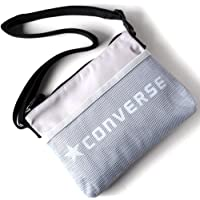 CONVERSE (コンバース) クラシック サコッシュ dwearsステッカー入り ショルダーバッグ ポーチ トラベル 旅行 バッグ ミニ ショルダー 東京 TOKYO