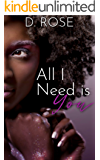 All I Need is You (Second Chance Book Book 2)