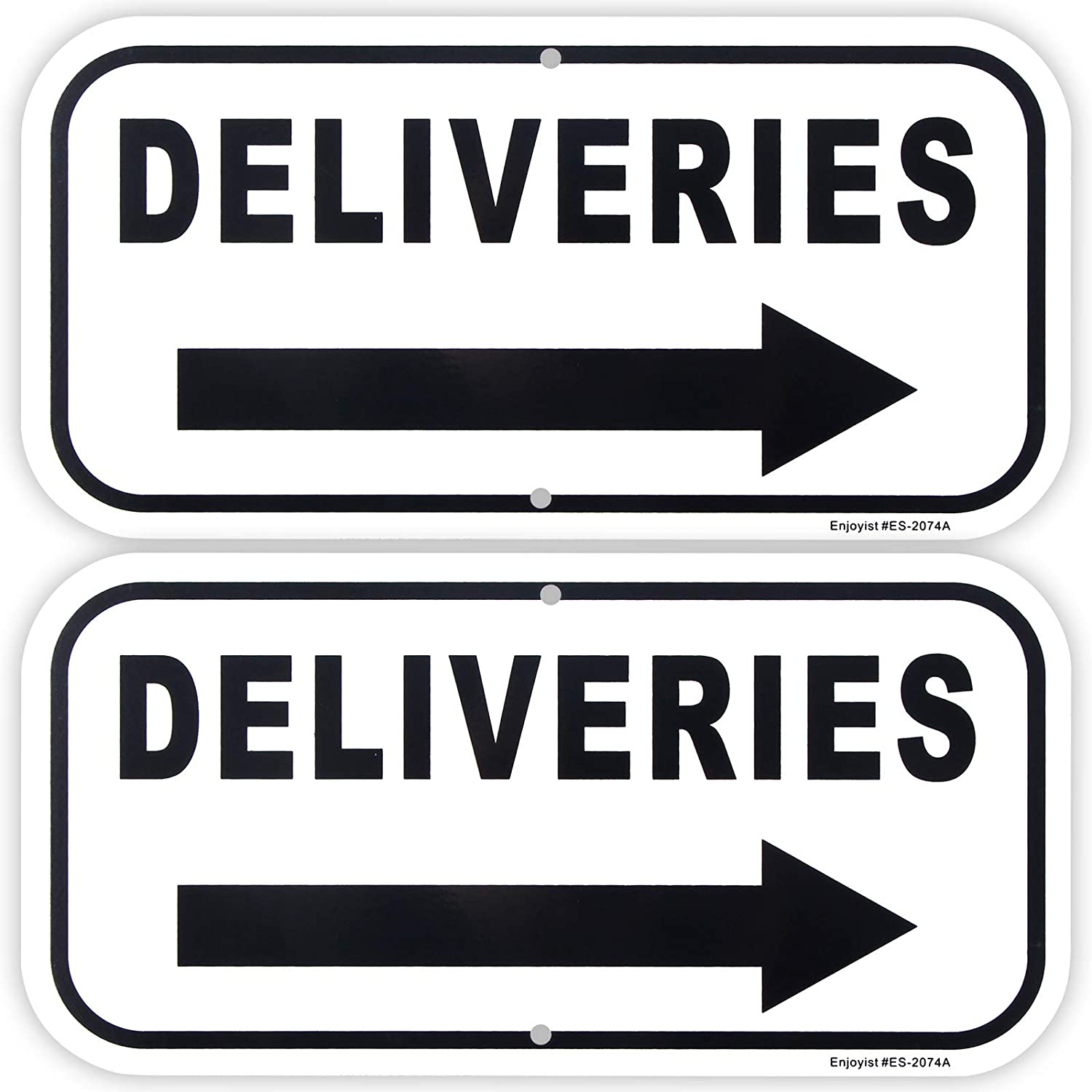 Selling and selling Enjoyist 2-Pack Deliveries Popular brand in the world with Right Arrow 12