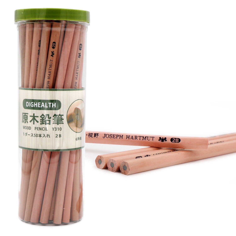 DigHealth 原木鉛筆