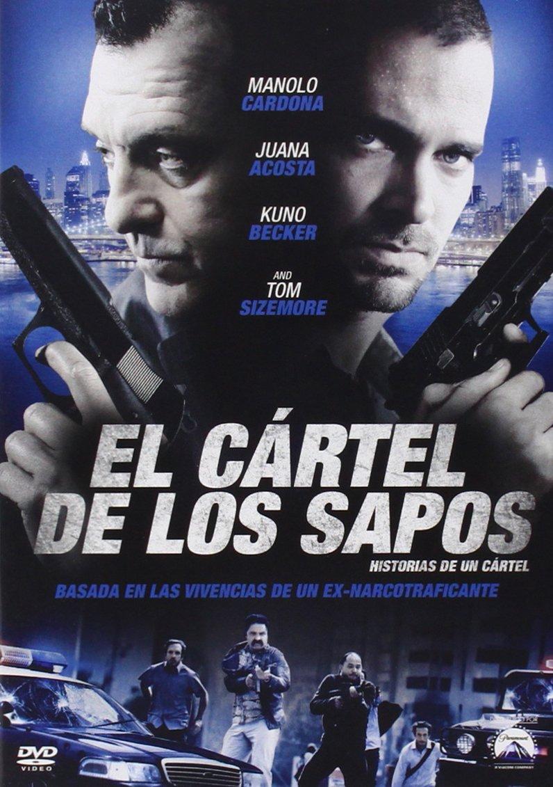 El Cártel De Los Sapos (Historias De Un Cártel) [DVD ...